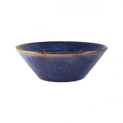 Bol conic Terra Porcelain Aqua Blue 14cm CN-PBL14