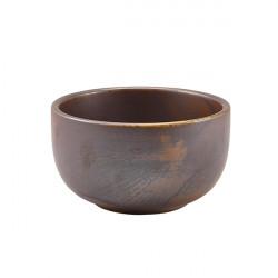 Bol supa Terra Porcelain Rustic Copper 12.5cm- 500ml BW-PRC12