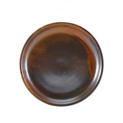 Farfurie coupe Terra Porcelain Rustic Copper 19cm CP-PRC19