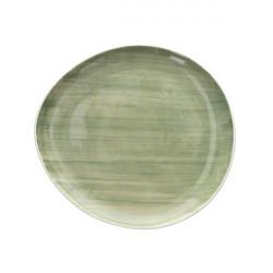 Farfurie plata B-Rush Green 21cm BI002214711