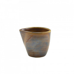 Latiera Terra Porcelain Rustic Copper 90ml JUG-PRC9