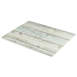 Platou melamina wood vintage GN 1/2 MEL12-WDW