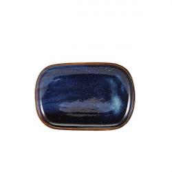 Platou Terra Aqua Blue 24 x 16.5cm RP-PBL24