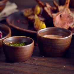Ramekin Terra Porcelain Rustic Copper 13cl/4.5oz RAM-PRC4