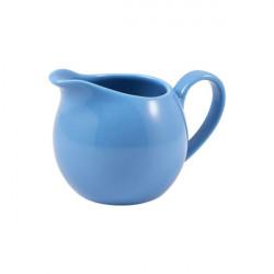 Recipient lapte Genware Porcelain 14cl Blue 373114BL