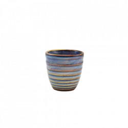 Sosiera Terra Porcelain Aqua Blue 8.5cl DP-PBL3