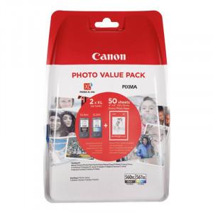 CANON PG-560XLPVP INKJET CARTRIDGE PACK