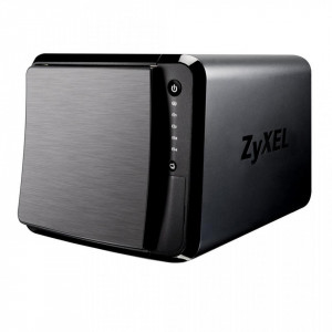Zyxel NAS542 4-Bay Personal Cloud Storage - for 4x SATA II 2.5''/3.5''HDD