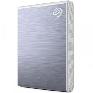 SG EXT SSD 2TB USB 3.2 ONE TOUCH BLUE