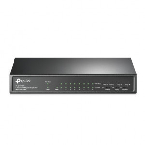 Switch TP-Link 9P-10/100 8POE metal