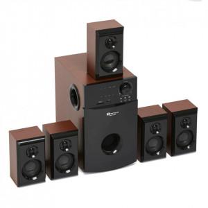 BOXE 5.1 SERIOUX SOUNDBOOST HT5100C