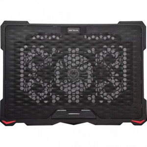 """LAPTOP COOLING PAD NCP035, USB, 10-17"""""""