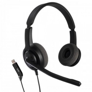 CASTI AXTEL VOICE USB28 DUO NC