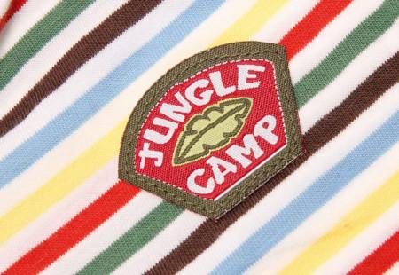 Bluza baieti multicolor Jungle Camp