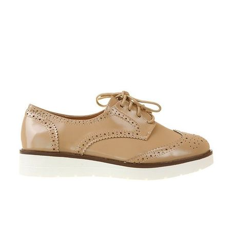 Pantofi casual oxford Kinga