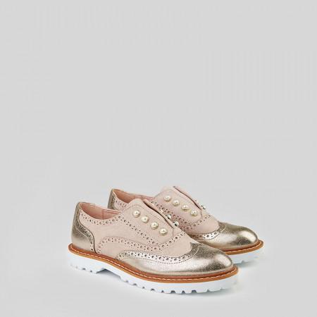 Pantofi Dama LOULOU, Auriu
