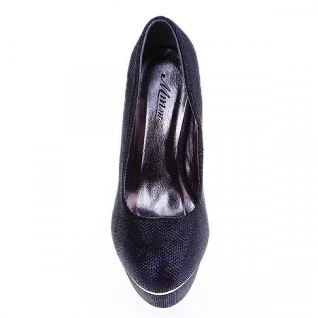 Pantofi Glitter Charo