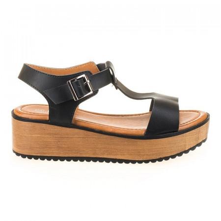 Sandale casual cu platforma Emilia