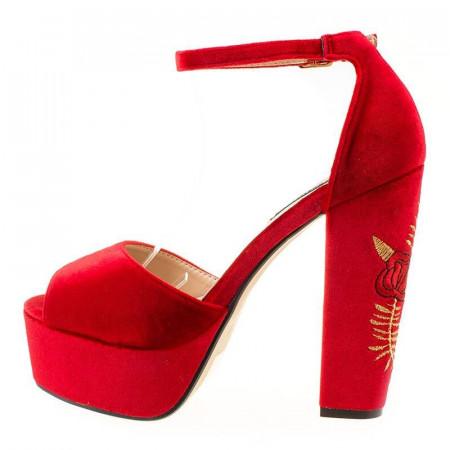 Sandale cu platforma Rosalia