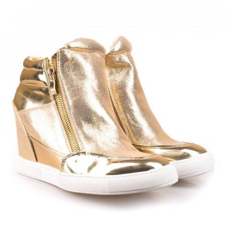 Sneakers cu talpa inalta Goldie Matar