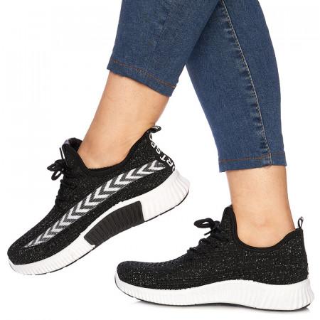 Sneakers Giuliana negru