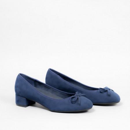 Pantofi dama KAREN bleumarin