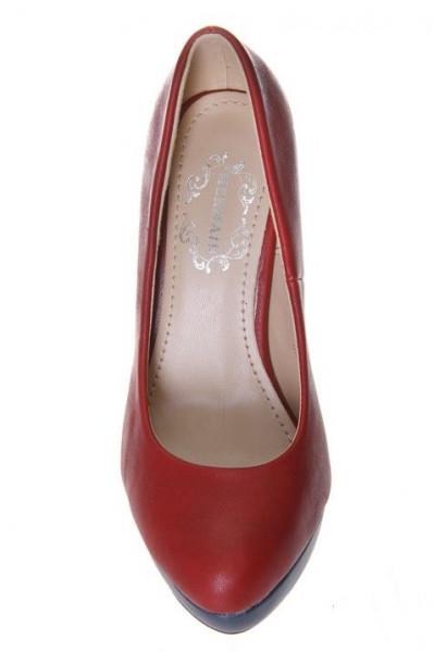 Pantofi dama rosii Melba