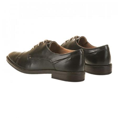Pantofi office din piele naturala Italia Dario