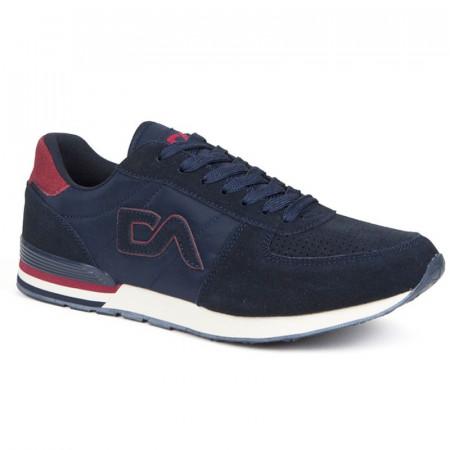 Pantofi sport, Navy cu siret