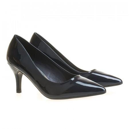 Pantofi stiletto cu toc mediu Diana