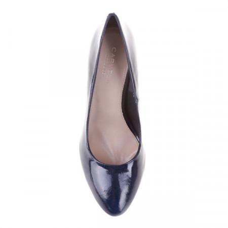 Pantofi stiletto din piele naturala Kimo 1
