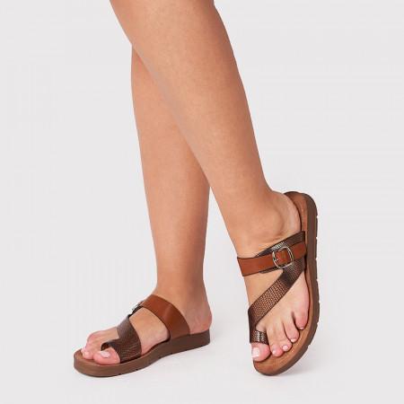 Papuci dama, FLORINA, Maron