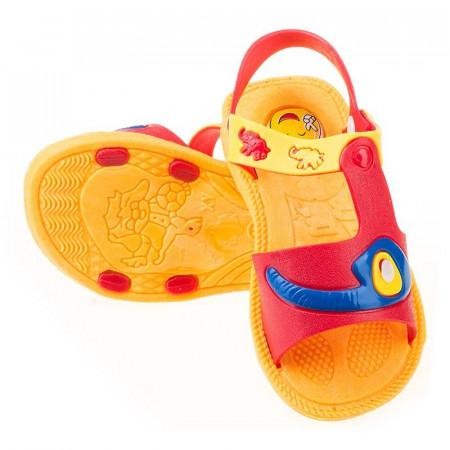 Sandale copii unisex cu sonerie in talpa Andrew