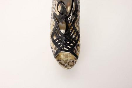 Sandale Dama Leopard