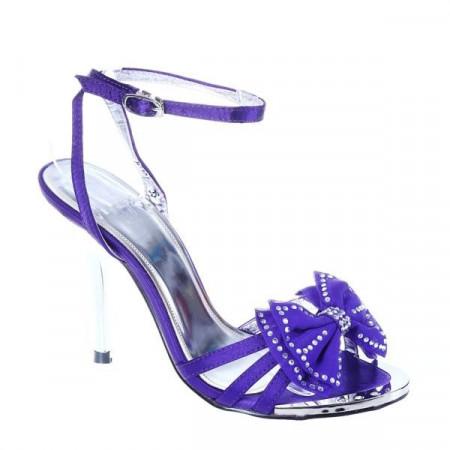 Sandale ocazie Patricia viola
