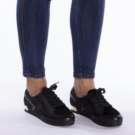 Sneakers Lorena negru