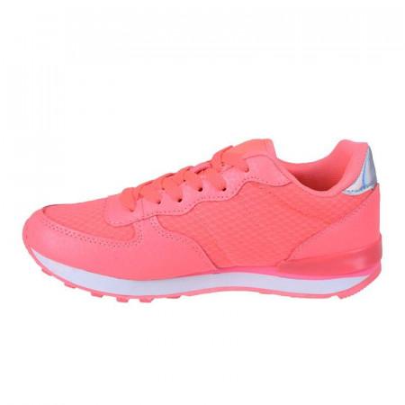 Sneakers trendy Alberta arancia