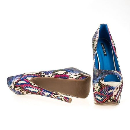 Pantofi cu platforma Sydney