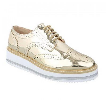 Pantofi dama, Auriu