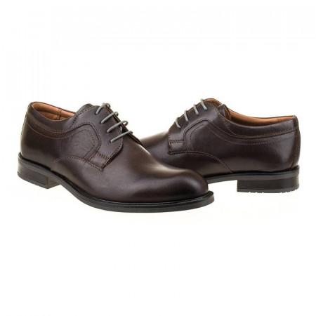 Pantofi office din piele naturala italiana Federico