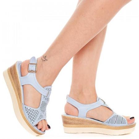 Sandale cu talpa sport Olivia
