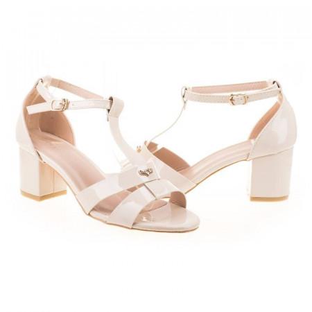 Sandale cu toc elegante Tania