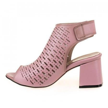Sandale trendy cu toc gros Salma