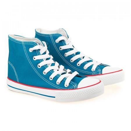 Tenesi stil converse Aliya blue