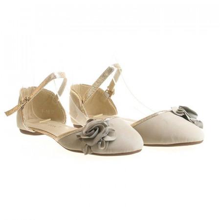 Balerini trendy Talia bej