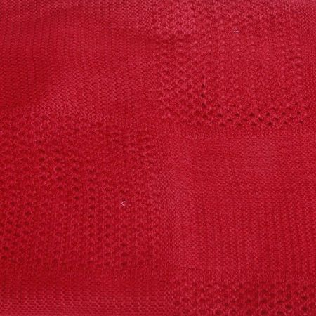 Fular circular Goldy dark red