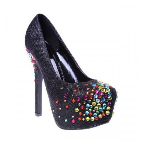 Pantofi Clubbing Dunya