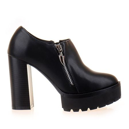 Pantofi cu platforma in trend Anais