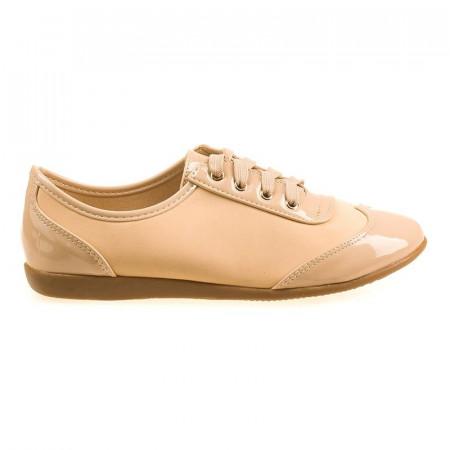 Pantofi Sonia bej