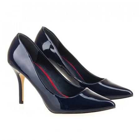 Pantofi stiletto Sonia blu